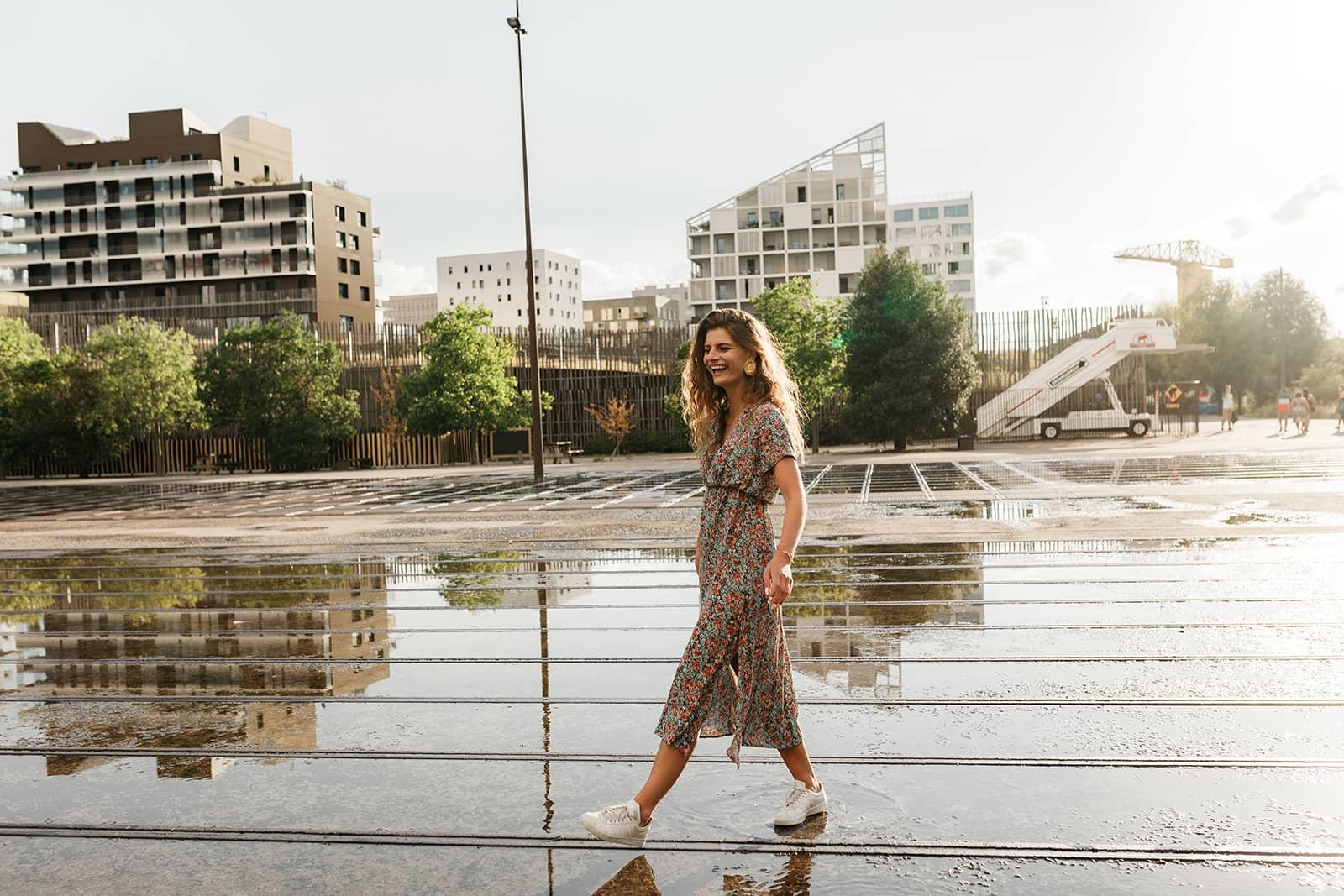 portrait femme à Nantes